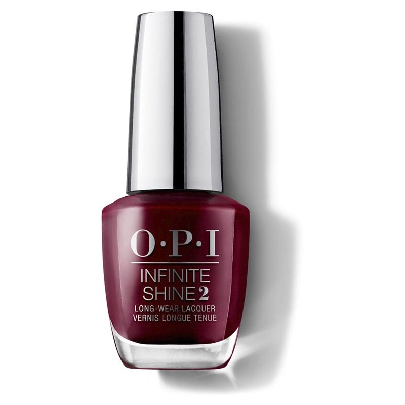 OPI Nail Lacquer Infinite Shine Malaga Wine Online Only