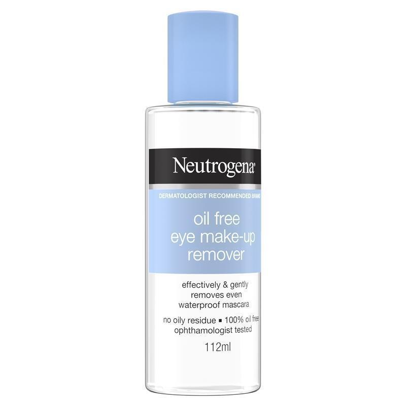 Neutrogena Oil Free Eye Makeup Remover 112ml