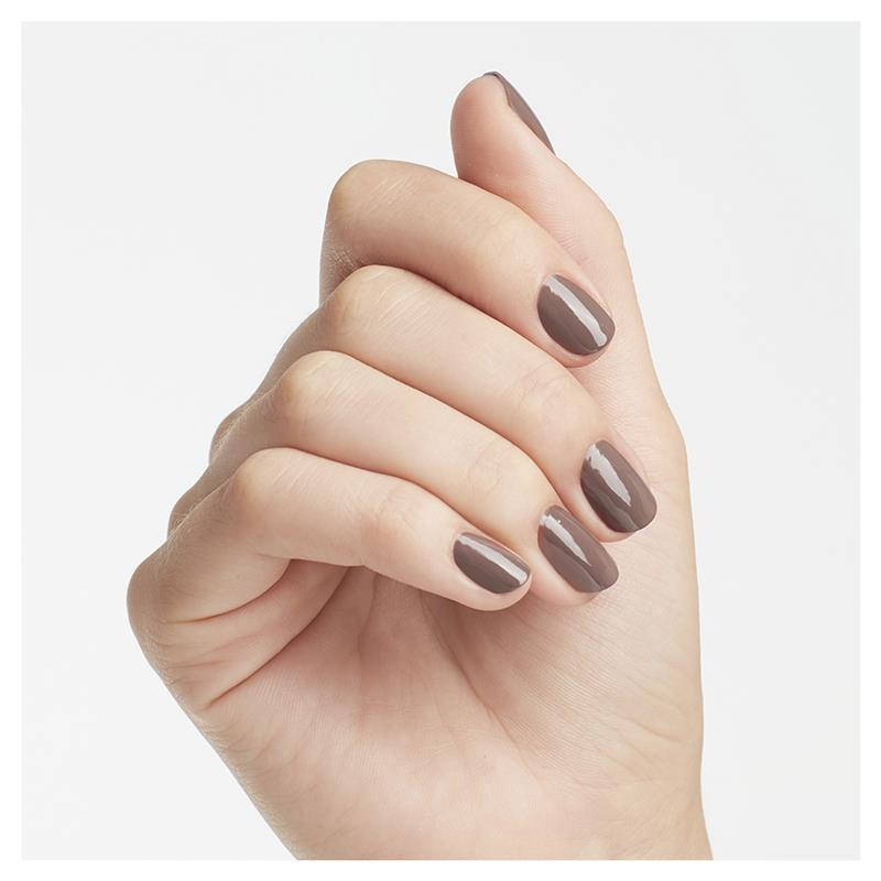OPI Nail Lacquer Over The Taupe 15ml