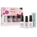 OPI Dont Go Topless Xmas Gift Set Featuring Put It In Neutral CWH Exclusive