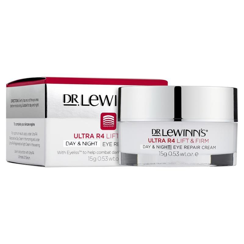 Kem dưỡng da mắt Dr LeWinn's Ultra R4 Eye Repair Cream 15g