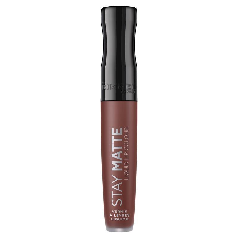 Rimmel Stay Matte Liquid Lip Colour 723 Troublemaker