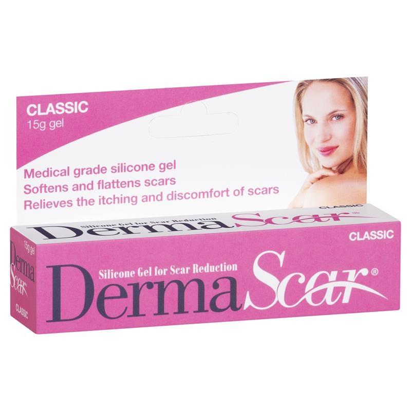 Kem trị sẹo Dermascar Gel 15g