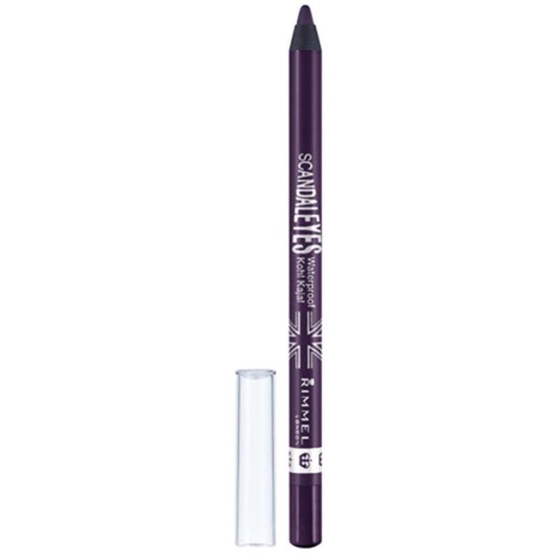Rimmel Scandaleyes Waterproof Eyeliner Purple