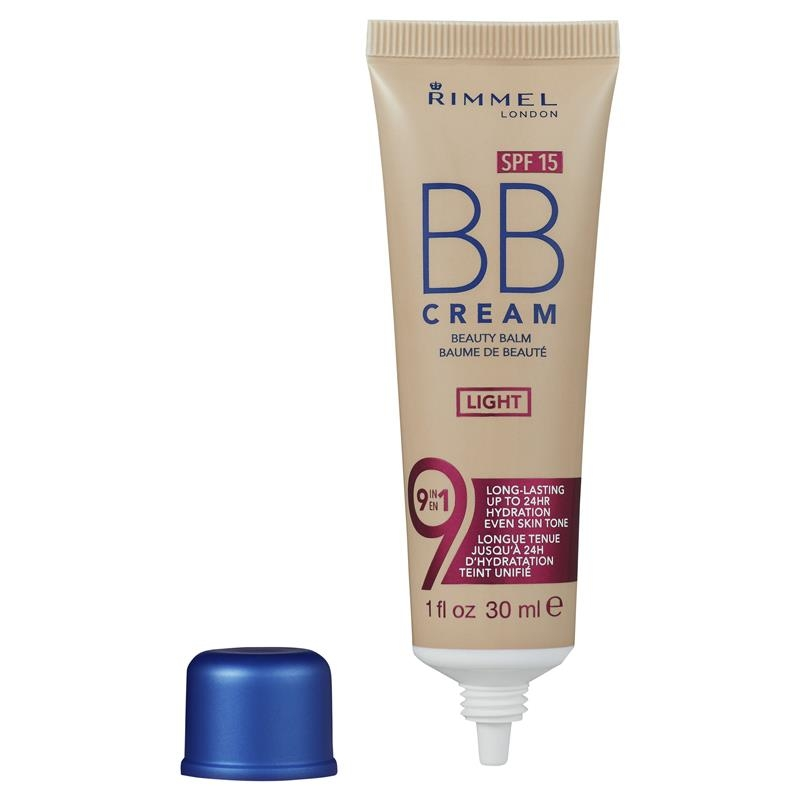 Rimmel BB Cream 001 Light