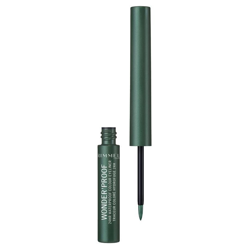 Rimmel Wonder Proof Eyeliner 003 Precious Emerald Limited Edition