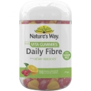 Nature's Way Vitagummies For Adults Daily Fibre 110 pack