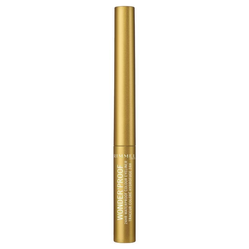 Rimmel Wonder Proof Eyeliner 007 Shiny Gold
