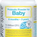 Men vi sinh Life Space Probiotic Powder for Baby 60g