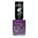 Rimmel Nail Enamel 60 Seconds Purple Reign