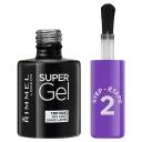 Rimmel Super Gel Nail Polish 001 Top Coat