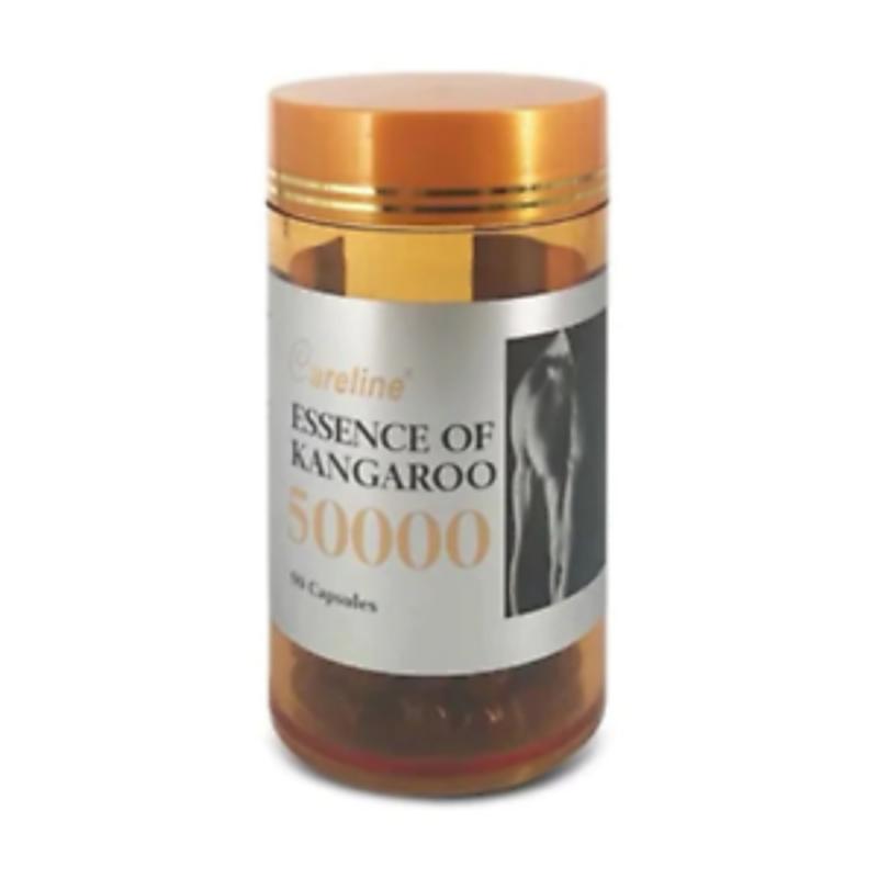 Careline Essence of Kangaroo 50000 / 90 Capsules