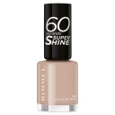 Rimmel 60 Second Nail Polish 708 Kiss In The Nude