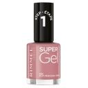 Rimmel Super Gel Nail Polish 035 Pop Princess Pink