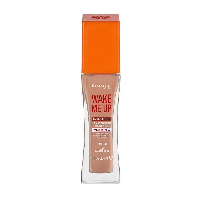 Rimmel Wake Me Up Foundation 201 Classic Beige