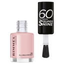 Rimmel 60 Second Nail Polish 722 All Nails On Deck