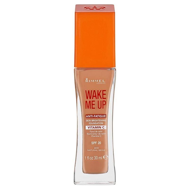 Rimmel Wake Me Up Foundation 400 Natural Beige