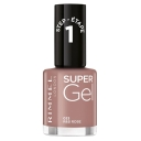 Rimmel Super Gel Nail Polish 033 R&B Blush