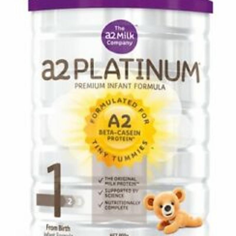 A2 Platinum Premium Infant Formula Stage 1, 2, 3 & 4, Original