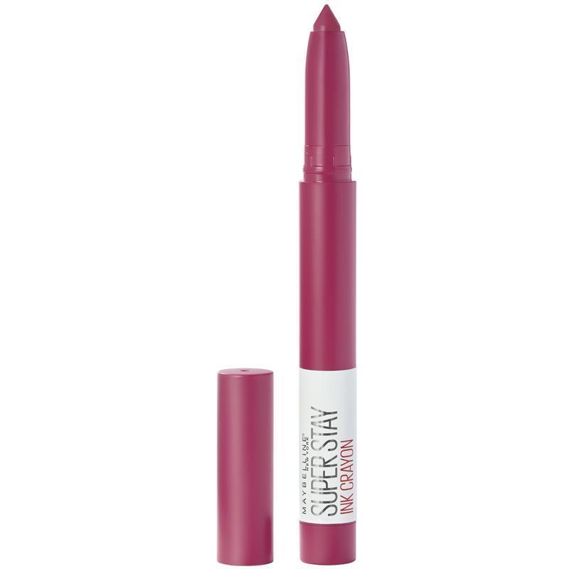 Maybelline Superstay Ink Crayon Lipstick Treat Yourself