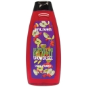 Enliven Shower Gel Coconut and Raspberry and Apple 400ml