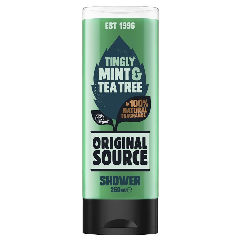 Original Source Mint and Tea Tree Shower Gel 250ml