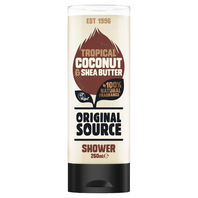 Original Source Coconut Shower Gel 250ml