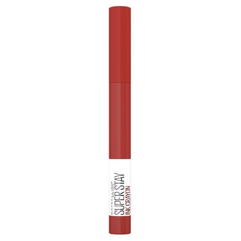 Maybelline Superstay Lip Ink Crayon Nudes Talk The Talk