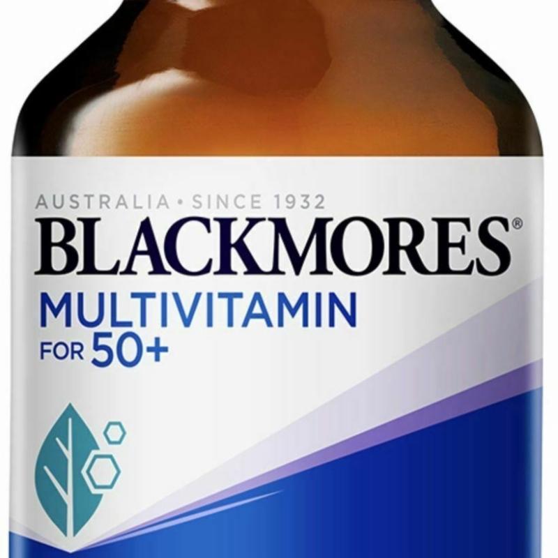 Blackmores Multivitamin for 50+ 90 Tablets
