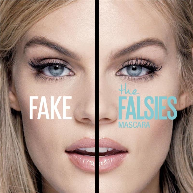 Maybelline Falsies Volumizing False Lash Effect Waterproof Mascara - Very Black