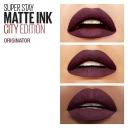 Maybelline Superstay Matte Ink City Edition Liquid Lipstick Originator