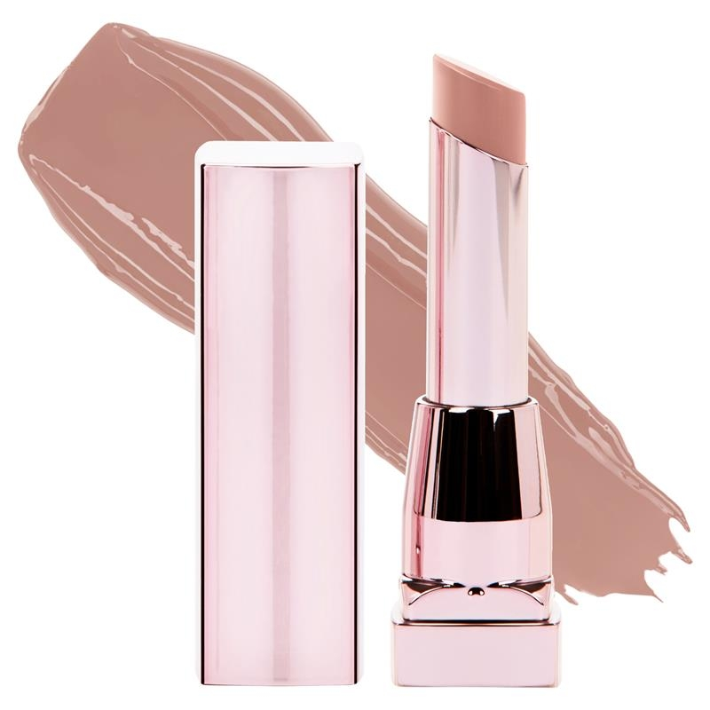 Maybelline Color Sensational Shine Compulsion Shine Lipstick Baddest Beige