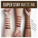 Maybelline Superstay Matte Ink Liquid Lipstick Starbucks Iced Chai