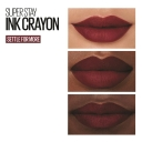 Maybelline Superstay Ink Crayon Lipstick 14 Hr Settle For More