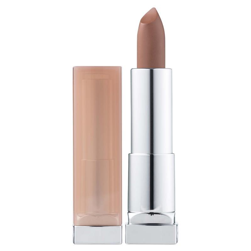 Maybelline Color Sensational Lipstick Stripped Nudes Coffee Craze