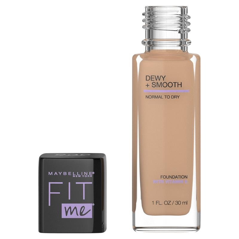 Maybelline Fit Me Foundation Pure Beige