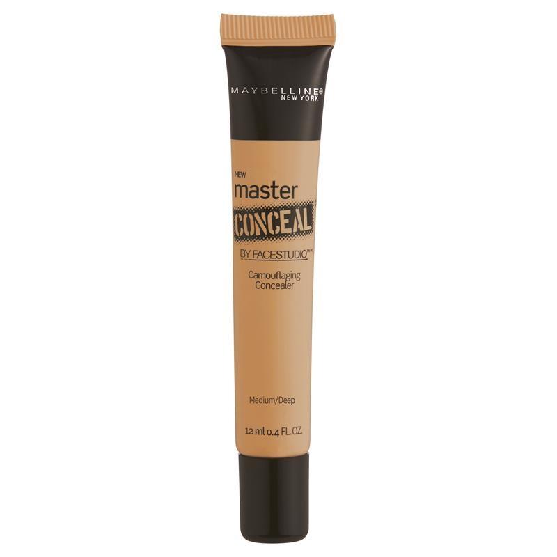 Maybelline Master Conceal Full Coverage Concealer - Medium/Deep