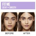 Maybelline Fit Me Dewy Smooth Foundation Coconut