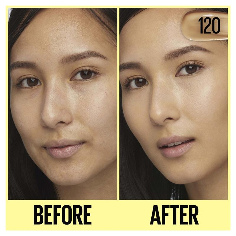 Maybelline Fit Me Tinted Moisturizer 120
