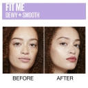 Maybelline Fit Me Dewy Smooth Foundation Nude Beige