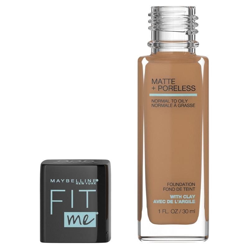 Maybelline Fit Me Matte & Poreless Mattifying Liquid Foundation - Classic Tan 335