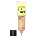 Maybelline Fit Me Tinted Moisturizer 115