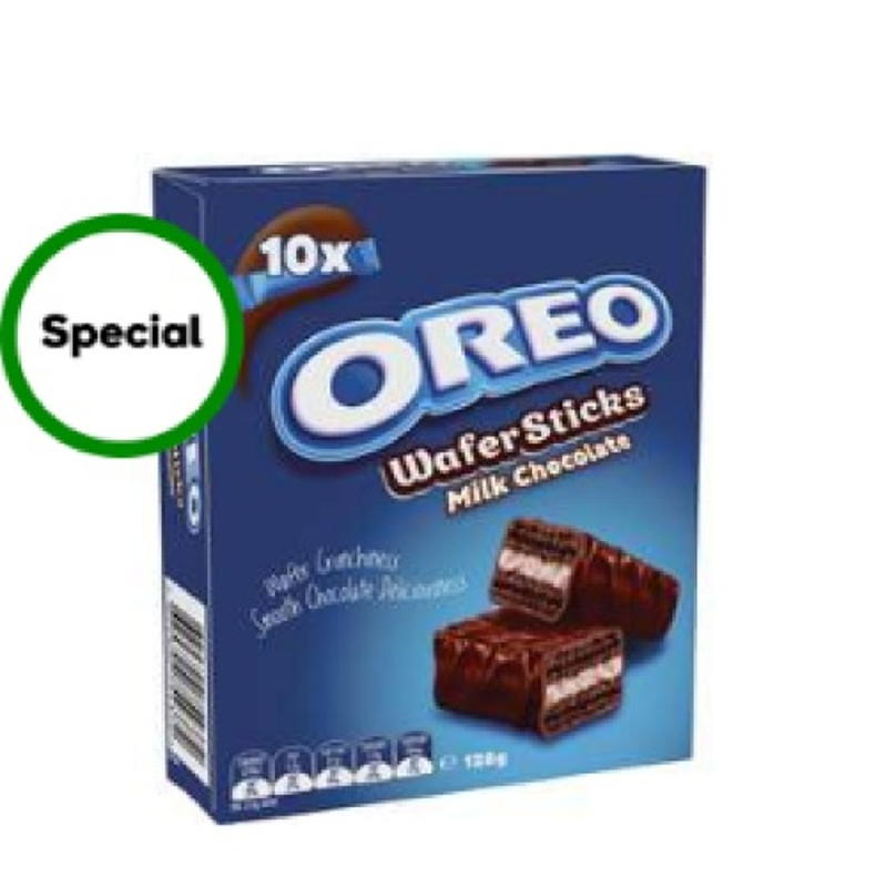 Oreo Wafers Biscuit 10 Pack