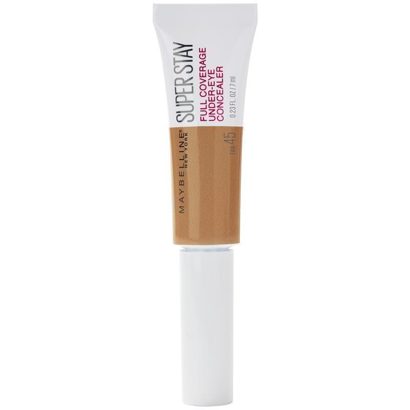 Maybelline Superstay Full Coverage Under Eye Liquid Concealer 45 Tan