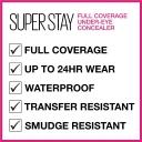 Maybelline Superstay Full Coverage Under Eye Liquid Concealer 05 Ivory