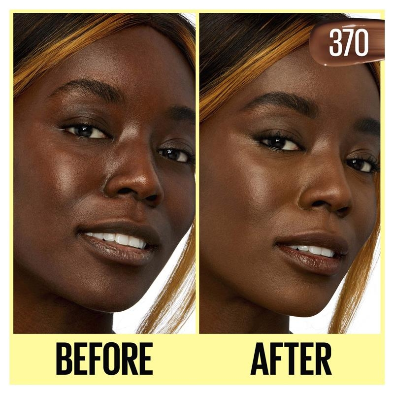 Maybelline Fit Me Tinted Moisturizer 370