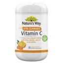 Nature's Way Adult Vita Gummies Sugar Free Vitamin C 65 Gummies