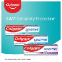 Colgate Sensitive teeth pain Advanced Clean Fluoride Toothpaste 110g