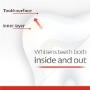Colgate Optic White StainLess White Cool Mint Teeth Whitening Toothpaste with Hydrogen Peroxide 85g