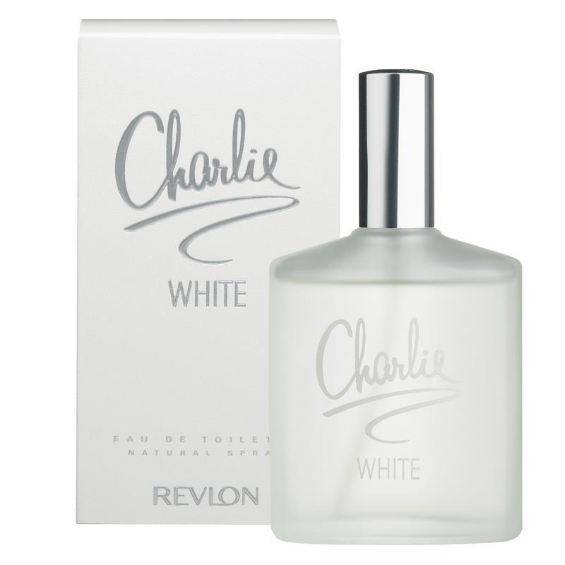 Revlon Charlie White Eau De Toilette 100ml Spray